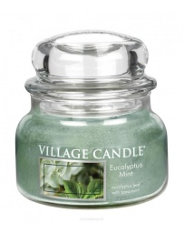 Village Candle Eucalyptus mint