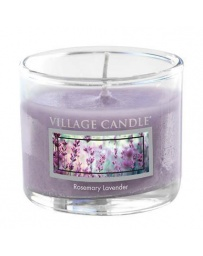 Village Candle Mini Rosemary Lavender